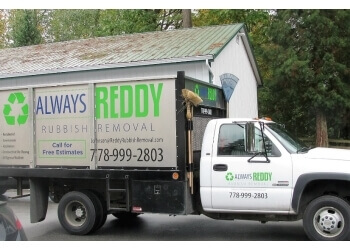 Langley junk removal Always Reddy Rubbish Removal
