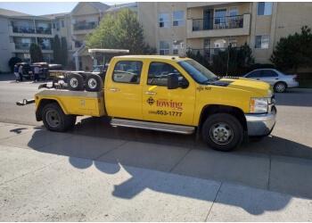 Saskatoon towing service Always Towing Ltd.