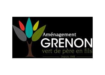 Saguenay landscaping company Aménagement Grenon