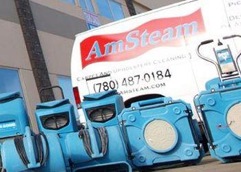 Edmonton carpet cleaning AmSteam
