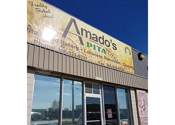 Regina mediterranean restaurant Amado's Pita