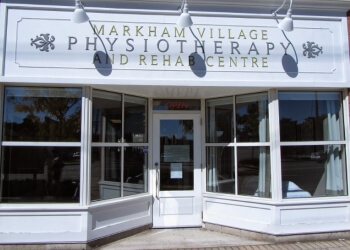 Markham physical therapist Amanda Hu, RPT