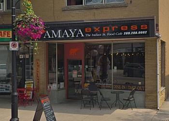 Burlington indian restaurant Amaya Express