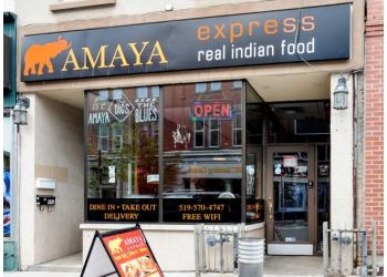 Kitchener indian restaurant Amaya Express