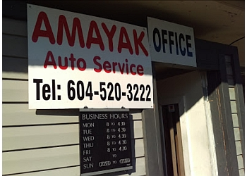 Amayak auto service LTD New Westminster Car Repair Shops