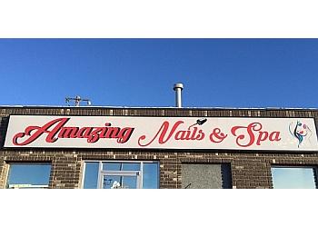 Grande Prairie nail salon Amazing Nails & Spa Ltd.