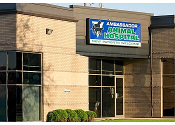 Windsor veterinary clinic Ambassador Animal Hospital