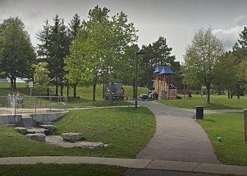 Pickering public park Amberlea Park