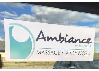 Lethbridge massage therapy Ambiance Massage & Bodyworks