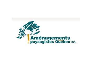 Quebec landscaping company AMENAGEMENTS PAYSAGISTES QUEBEC Inc.