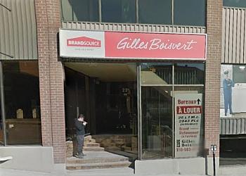 Sherbrooke furniture store Ameublement Gilles Boisvert