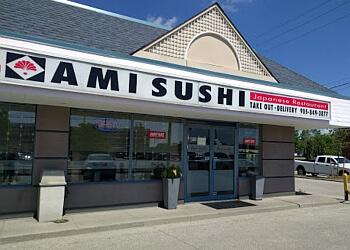 Oakville sushi Ami Sushi