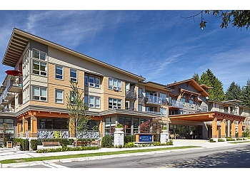 North Vancouver retirement home Amica at Edgemont Village