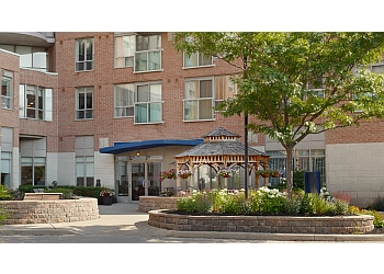Mississauga retirement home Amica at Erin Mills