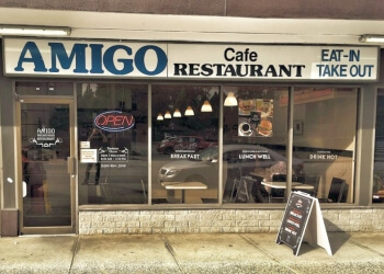 Port Coquitlam sandwich shop Amigo Pancake House Restaurant