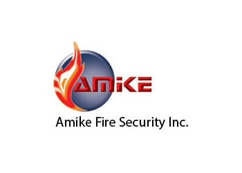 Montreal security system Amike Fire Security Inc.