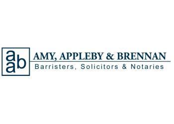 Waterloo civil litigation lawyer Amy, Appleby & Brennan
