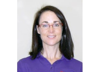 Burlington physical therapist Amy Becke, BSc. PT