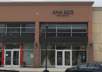 Vaughan bridal shop Ana Koi Bridal
