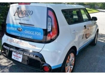 Winnipeg commercial cleaning service Anago Cleaning Systems