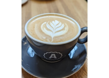 Calgary cafe Analog Coffee