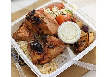 North Vancouver mediterranean restaurant Anatoli Souvlaki
