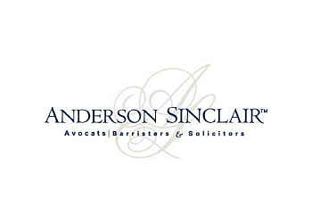 Mississauga bankruptcy lawyer Anderson Sinclair