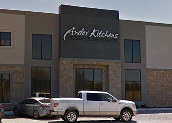 Cambridge custom cabinet Andex Kitchens & Custom Woodworking Inc.
