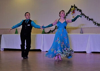 Richmond Hill wedding dance choreography Andras Ballroom Academy