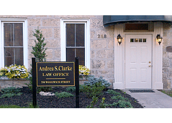 Guelph immigration lawyer Andrea S. Clarke LLB
