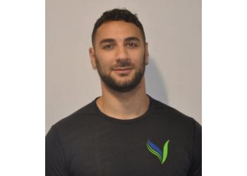 Ottawa physical therapist Andrew Istefanos
