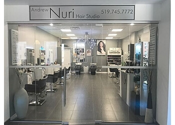 Waterloo hair salon Andrew Nuri Hair Studio