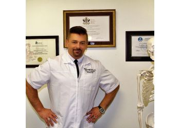 Vaughan manual osteopath Andrew Subieta MSc, MT, DOMP, DO(E)