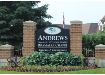 Brampton funeral home Andrews Community Funeral Centre