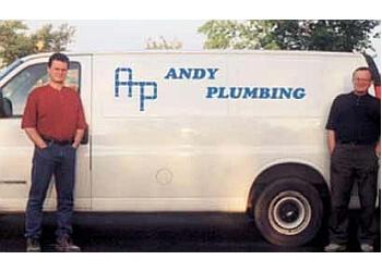 Milton plumber Andy Plumbing