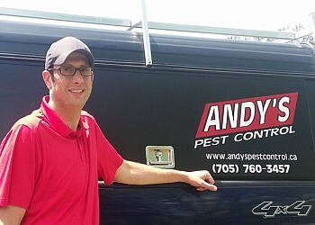 Peterborough pest control Andy's Pest Control