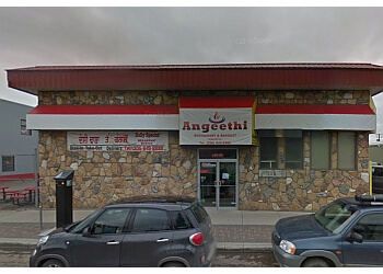 Saskatoon indian restaurant Angeethi