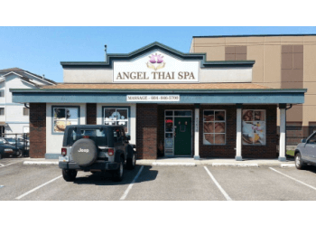 Chilliwack massage therapy Angel Thai Spa