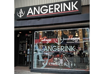 Montreal tattoo shop Angerink