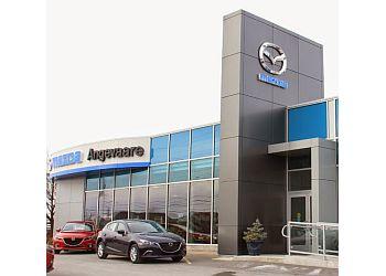 Peterborough car dealership Angevaare Mazda