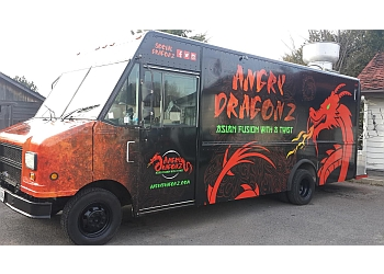 Ottawa food truck Angry Dragonz Foodtruck