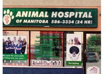 Winnipeg veterinary clinic Animal Hospital of Manitoba
