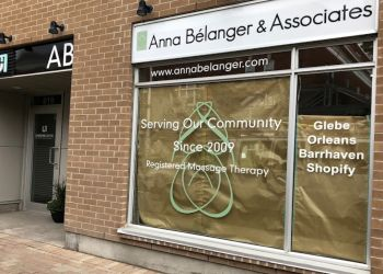 Ottawa massage therapy Anna Belanger & Associates