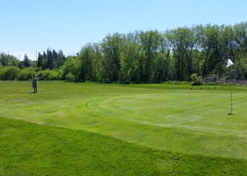 Ajax golf course Annandale Golf & Curling Club