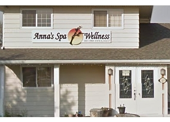 Airdrie massage therapy Anna's Spa and Wellness