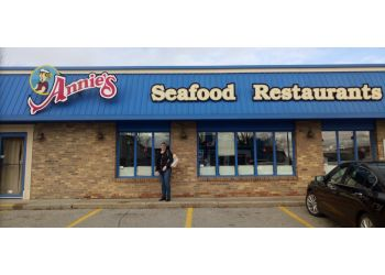 Stratford fish and chip Annie's Seafood Restaurants