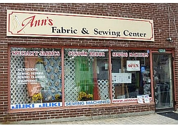 Markham sewing machine store Ann's Fabrics & Sewing Centre