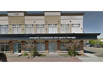 Grande Prairie naturopathy clinic Anodyne Chiropractic and Sports Therapy - Dr.Anouk Chaumont, ND