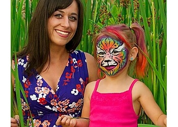 Lethbridge face painting Another Pretty Face ~Face & Body Art~