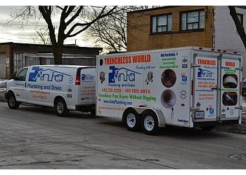 Toronto plumber Anta Plumbing, Inc.